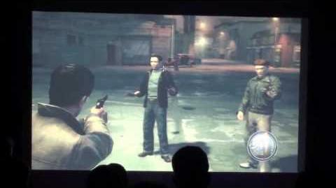 Mafia II Gameplay 06.11.2009 Part 2 HQ