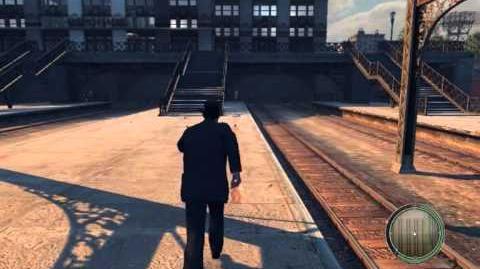 Trains in Mafia 2