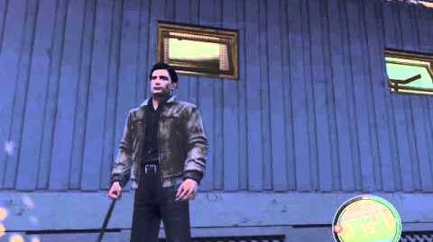 Mafia 2 demo - melee weapons