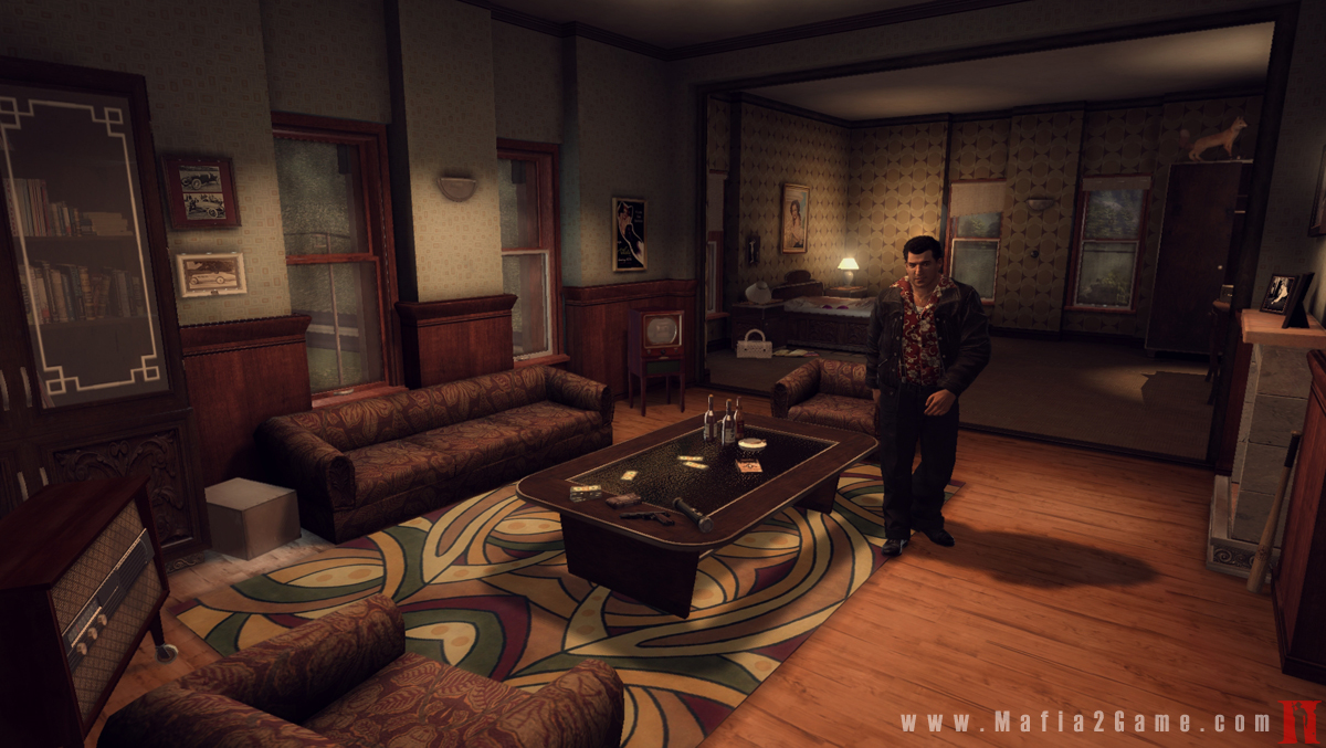 Joe´s Apartment Originally Changed Many Times, But In The Game As We Can  See Only A Few Times.