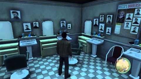 Mafia2 barber shop