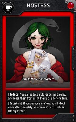 Jobcard madame