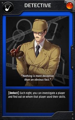Jobcard detective new