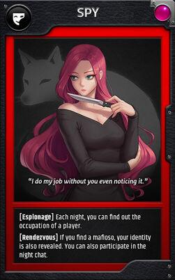 Jobcard spy