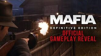 Mafia Definitive Edition - Official Gameplay Reveal