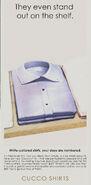 Cucco Shirts Ad