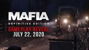 Tune In July 22 for the Mafia Definitive Edition Gameplay Reveal