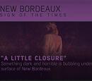 A Little Closure