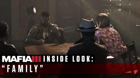 Mafia III Inside Look – Family