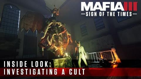 Mafia III Inside Look - Sign of the Times Investigating a Cult