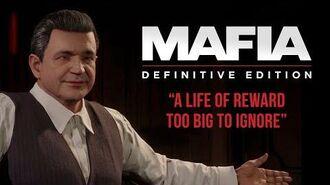 "Mafia Definitive Edition - ""A Life of Reward Too Big to Ignore"" Trailer"