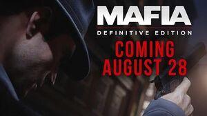 Mafia Definitive Edition trailer