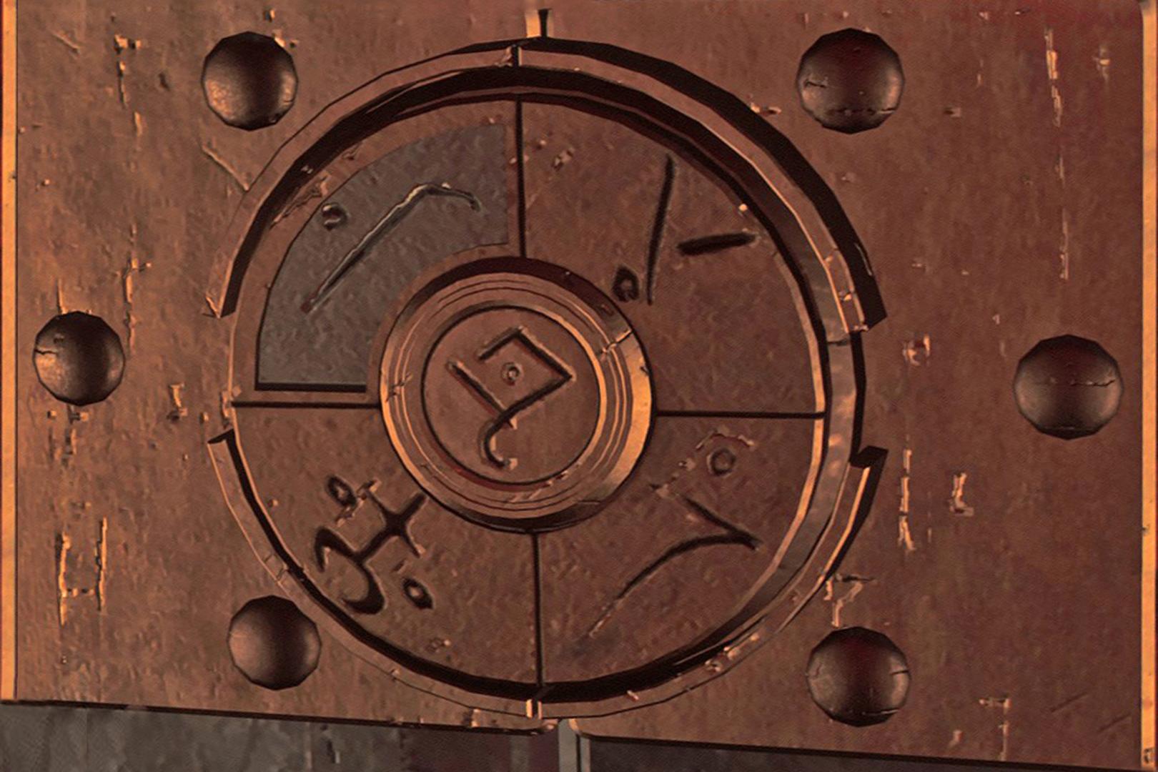 Mafia 3 Door Puzzle Home Collection