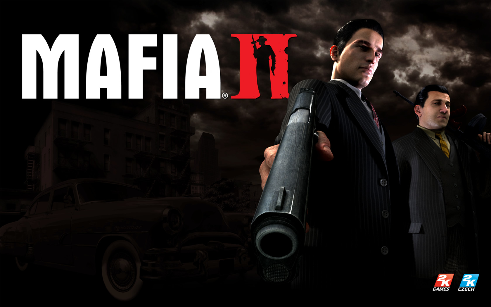 Mafia 2 - Platinum (PS3): Amazon.co.uk: PC & Video Games