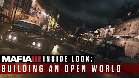 Mafia III - Inside Look - Building an Open World