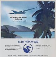 Blue Heron Air Ad 1
