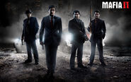 Mafia II Wallpaper 01