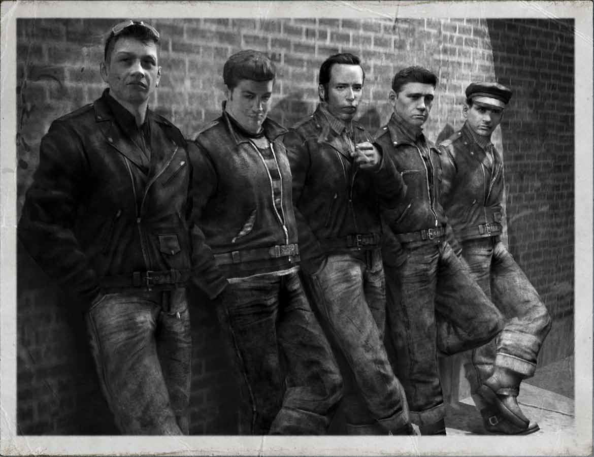 who are the greasers