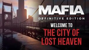Mafia Definitive Edition - Welcome to the City of Lost Heaven
