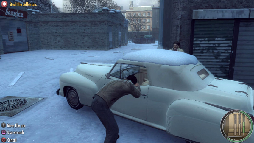 Image result for stealing a car mafia 2