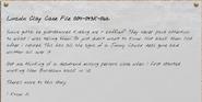 Lincoln Clay Case File 004-093k-06a-1