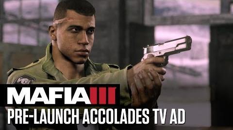 Mafia 3 Pre-Launch Accolades TV Ad