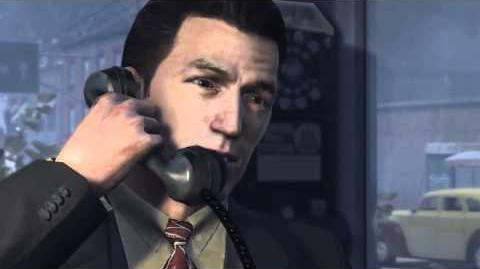 Mafia II Joe's Adventures Story Trailer