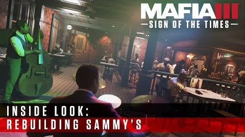 Mafia III Inside Look - Sign of the Times Rebuilding Sammy's