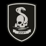 223rd Logo