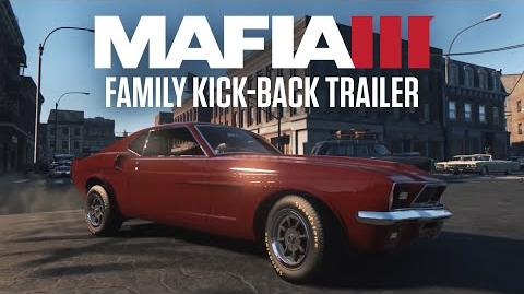 Mafia III Family Kick-Back Trailer