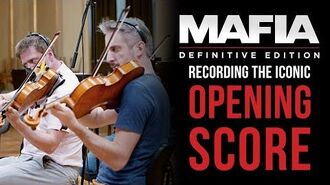 Recording Mafia Definitive Edition's Iconic Opening Score