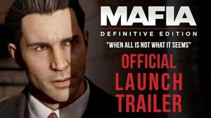 "Mafia Definitive Edition - Launch Trailer ""When All is Not What it Seems"""
