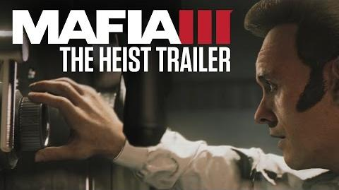 Mafia III Official Gamescom 2016 Trailer The Heist