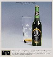 Black Suit Beer Ad