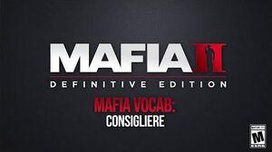 Mafia Vocab Consigliere - Mafia Trilogy