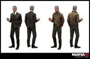 Vito Scaletta (Mafia III) Concept Art 2