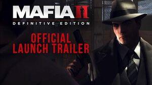 Mafia II Definitive Edition - Official Launch Trailer