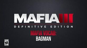Mafia Vocab Bagman - Mafia III Definitive Edition