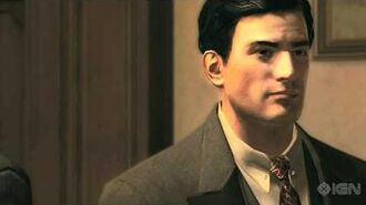 Mafia II Trailer Ties That Bind - Gamescom '10