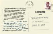 Postcard 08 C