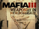 Weapons in Mafia III