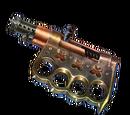 Knuckle Duster Gun