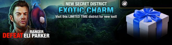 Promo Secret District 30 lootBandit