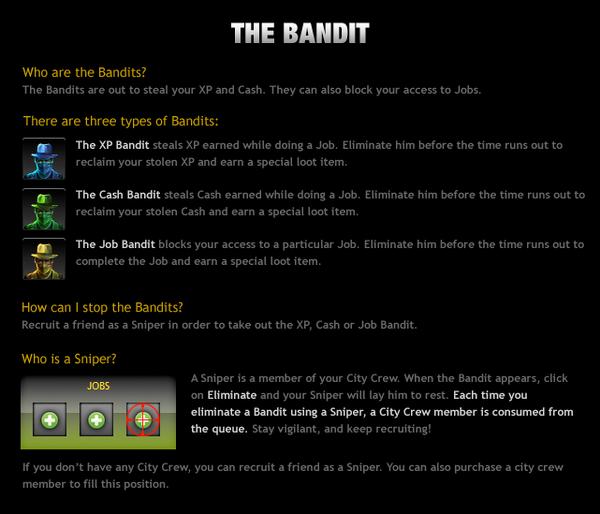 Whatshis bandit