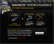 Smokingdoublebarrels