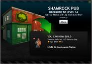 Shamrock Pub Level 14