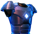 Iron Chest Plate