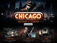 Chicago Opened Screen