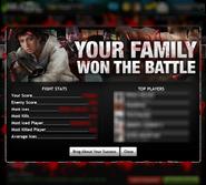 Family Battle Win