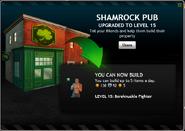 Shamrock Pub Level 15